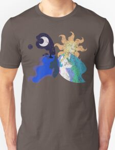 Two Sides, Two Sisters T-Shirt
