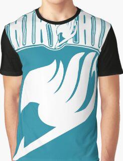 Fairy Tail White Graphic T-Shirt