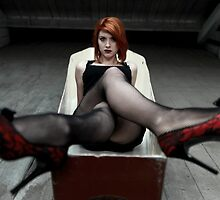 Gothic Girl by UisceBheatha
