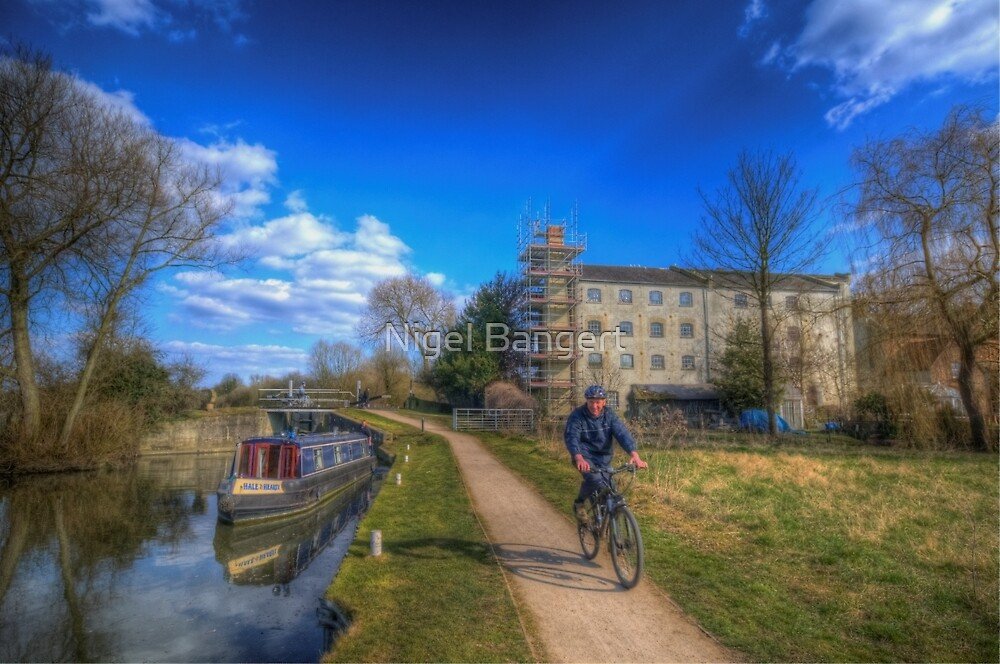 Parndon Mill by Nigel Bangert