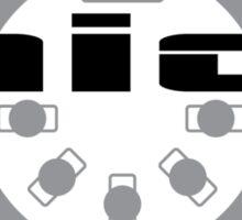 MIDI logo Sticker