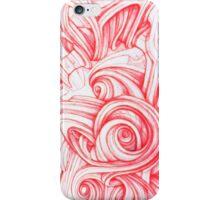 red techgnarls iPhone Case/Skin