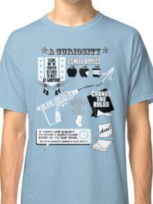 H.G. Wells Witticisms Classic T-Shirt