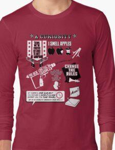H.G. Wells Witticisms Long Sleeve T-Shirt