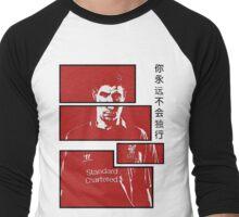 Steven Gerrard - YNWA  Men's Baseball ¾ T-Shirt