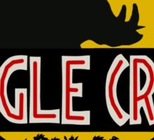 Jungle Cruise Park (WITH TEXT) Sticker
