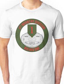 1st Infantry CFMB Unisex T-Shirt
