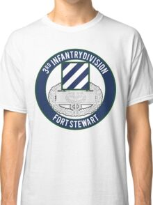 3rd Infantry CFMB Classic T-Shirt