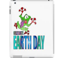 Earth Day iPad Case/Skin