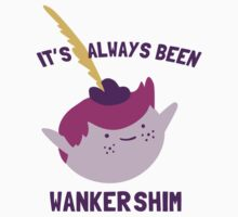 Bravest Warriors - It's Always Been Wankershim by Kodi  Sershon