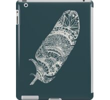 Feather Paper-Cut  iPad Case/Skin