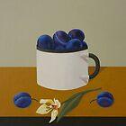 Plums by Lana Wynne