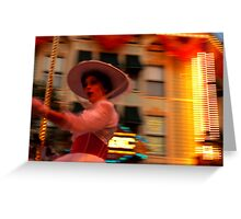 Mary Poppins? Greeting Card
