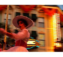 Mary Poppins? Photographic Print
