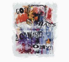 TOMAHAWK - god hates a coward no title by Moonlit
