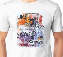 TOMAHAWK - god hates a coward no title Unisex T-Shirt