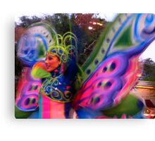 Street Dancer Canvas Print