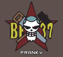 Franky Pirate Emblem by Zanzabar7