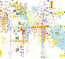 Structure, Evolution by Regina Valluzzi