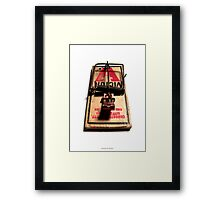 It's A Trap! (No Text) Framed Print