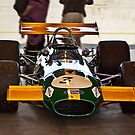 Brabham BT26-2 by Stuart Row
