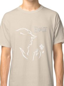 Beauty and the Beast Couple Shirt  Classic T-Shirt