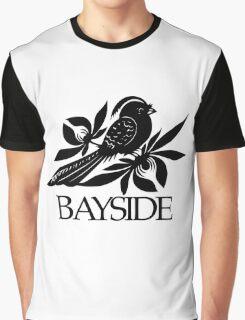 Bayside Band Logo Graphic T-Shirt