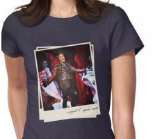 Mozart L'Opera Rock Womens Fitted T-Shirt