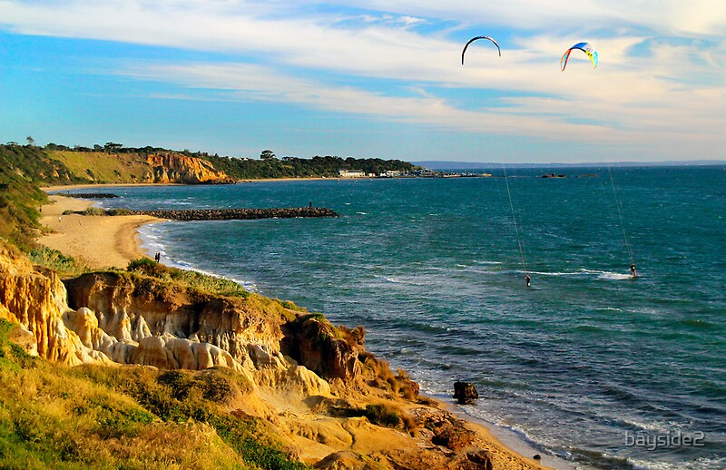 Sandringham Australia  city photo : Sandringham Beach Victoria Australia