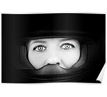 Ramona Helmet Poster