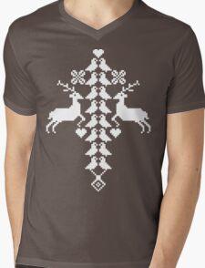 Ilo Mens V-Neck T-Shirt