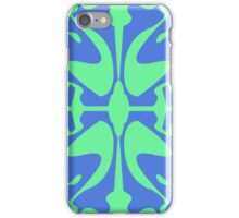 Blue & Turquoise Design for iPhone & iPod iPhone Case/Skin
