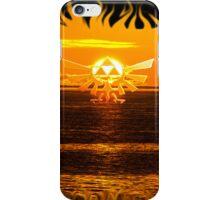 Hyrule Sunset iPhone Case/Skin