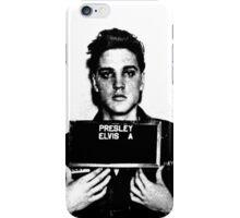 Elvis mugshot Iphone case iPhone Case/Skin