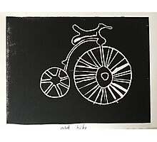 Penny Farthing by Darcy Endacott Photographic Print