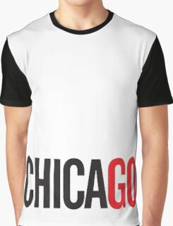Chicago Go Graphic T-Shirt