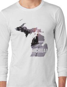 Michigan Dock Long Sleeve T-Shirt