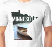 Minnesota Lake Unisex T-Shirt