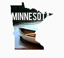 Minnesota Lake Unisex T-Shirt