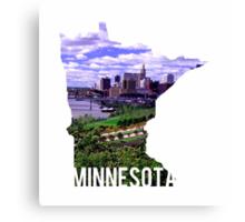 Minnesota - St. Paul Canvas Print