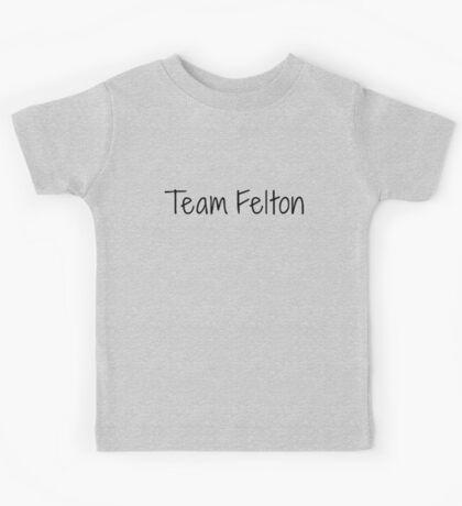 Team Felton tee Kids Tee