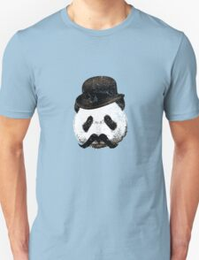 Fancy Panda (Close Up) T-Shirt