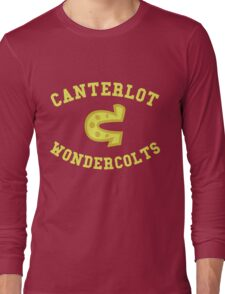 Canterlot Wondercolts Long Sleeve T-Shirt