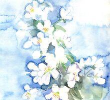 Spring flowers by Anna  Yudina