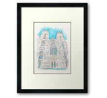 Lincoln Cathedral  Framed Print