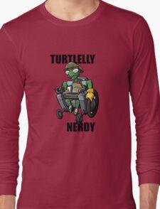 Bentley - turtlelly nerdy! Long Sleeve T-Shirt