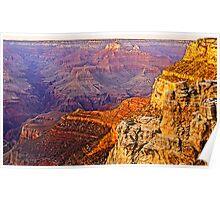 Grand Canyon at Sunset, Arizona, USA Poster