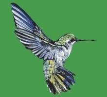 Hummingbird Baby Tee