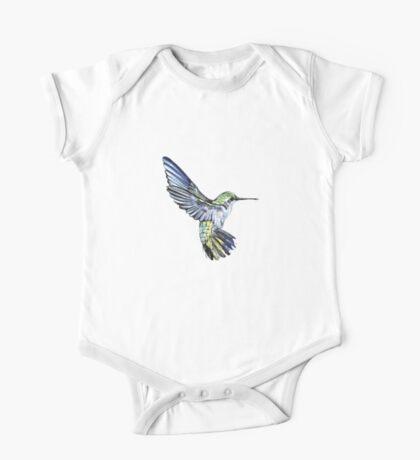 Hummingbird One Piece - Short Sleeve