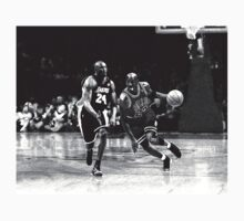 Kobe VS MJ 1v1 by casablancalabel